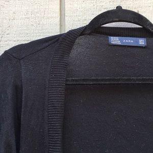 Zara Sweaters - Zara long lightweight layer 🖤